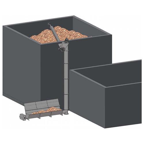 Vertikalno punjenje skladišta