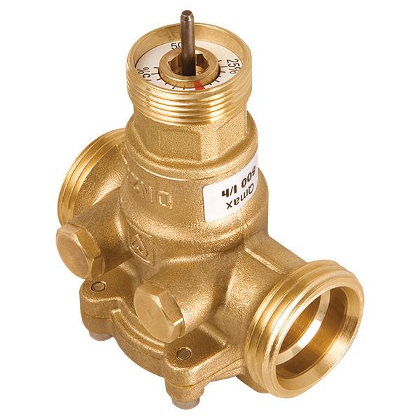 Kombi ventil - Regulator protoka