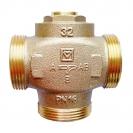 Teplomiks-trokraki termostatski ventil - ravnozaptivajući RD