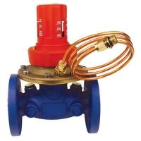 Regulator diferencijalnog pritiska sa prirubnicama 4007 F FIX