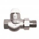 TS-E-termostatski ventil - pravi model