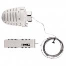 HERZ-Dizajnirane termostatske glave sa daljinskim senzorom i sa priključnim navojem M 28 x 1,5M 28 x 1,5