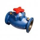 STRÖMAX-GMF-regulacioni ventil za merenje diferencijalnog pritiska sa ravnim sedištem, sa prirubnicom