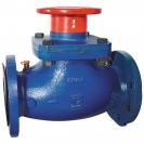 STRÖMAX-GF-regulacioni ventil za merenje diferencijalnog pritiska sa ravnim sedištem- prirubnički
