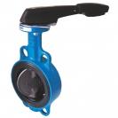 Leptir ventil, model BA za ugradnju između prirubnica