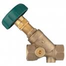 STRÖMAX-RW, regulacioni ventil za sisteme distribucije pitke vode u zgradama, sa kosim sedištem