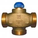 CALIS-TS-RD trokraki ventil za termostatsko regulisanje, podela 100%