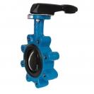 Leptir ventil, model BB za ugradnju između prirubnica
