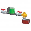 4037, Ausführung: Mischventil mit elektrischem Antrieb