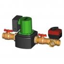 EUROMIX, Ausführung: Klappenmischer mit elektrischem Antrieb