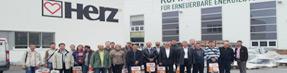 Treća poseta projektanata fabrici u Beču i Pinkafeldu