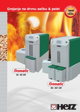 Firematic<br>20-150 kW / 90-150 kW