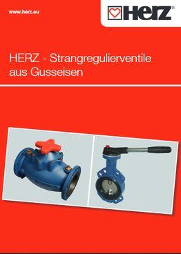 Regulacioni ventili od livenog gvožđa