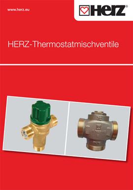 HERZ-Thermostatmischventile